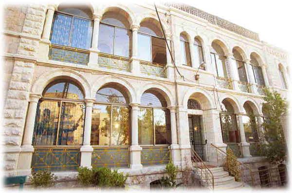 prima hotel jerusalem