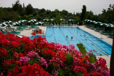 The inbal hotel jerusalem for Hotels in jerusalem with swimming pool